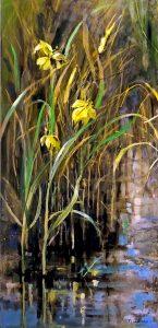 Tjeerd Landman - Gele lis