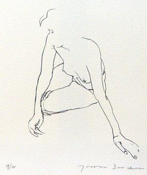 Jeroen Dercksen - Vrouw III