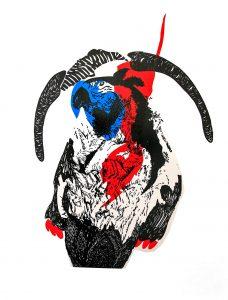 Kristi Neider - Parrot warrior