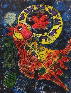 Jan van der Meulen - Vogel
