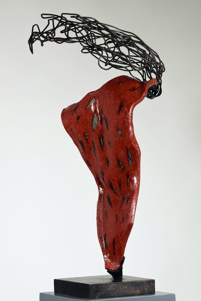 André van der Linden - Rode gewaad