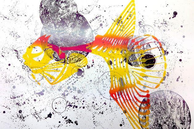 Expositie Grafische Kunst bij Valentijn Bloem & Styling