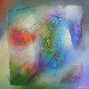 Wil Lof - Abstract II