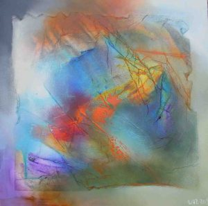 Wil Lof - Abstract III