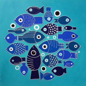 Anneke Hoitingh - Fish Bowl