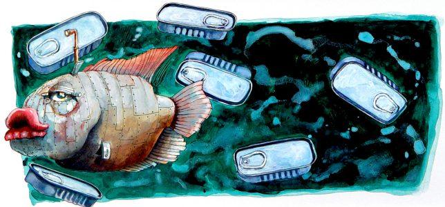 Sytze van der Zee - Canned fish