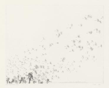 Reinder Homan - Windvlaag