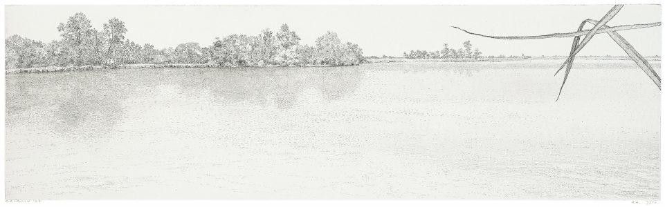 Reinder Homan - Het meer