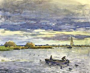 Bart Bosma - Het Piel bij Gaastmeer
