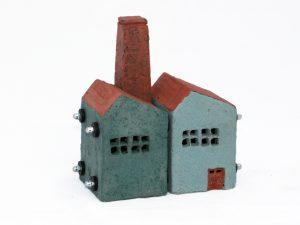 José van den Tweel - Fabriekje uit drie delen