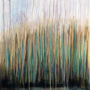 Annemarie IJssels - Bomen I