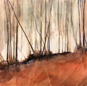 Annemarie IJssels - Bomen V