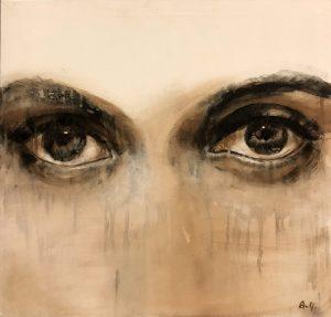 Annemarie IJssels - Close up