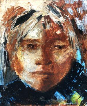 Annemarie IJssels - Portret