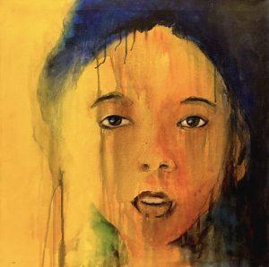 Annemarie IJssels - Portret II