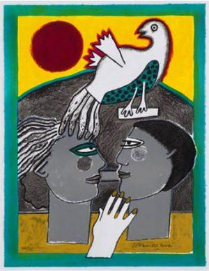 Corneille - L'envetant L'oiseau
