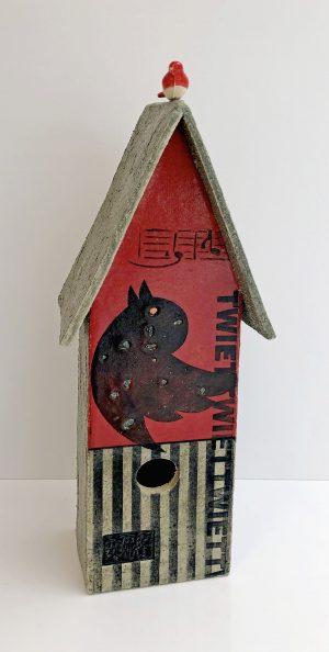 Anneke Harting - Vogelhuisje
