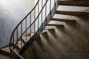 André Joosse - Abandoned Stairwell II
