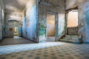André Joosse - Disused Corridor I