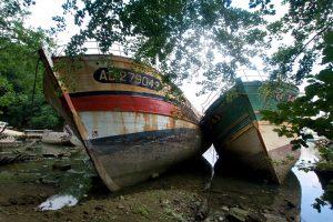 Anton Rijsdijk - The port of Douarnenez, Brittany, France