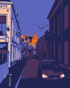 Jeroen Deen - Kleine Kerkstraat