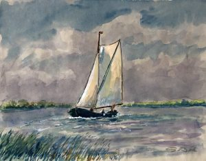 Geert Bok - Sneekermeer II