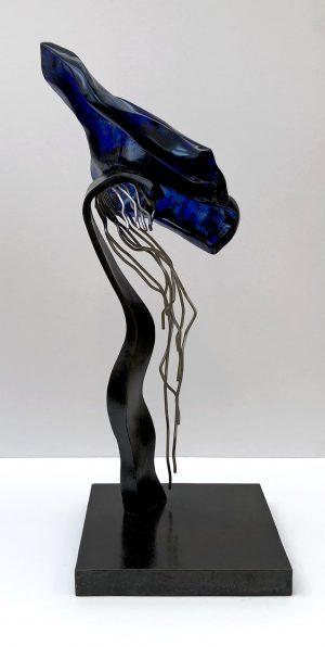 André van der Linden - Moving Blue