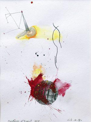 Barbares d'Esprit - Zonder titel XXXVII