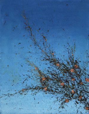 Bert van Santen - Fleurs du mal V