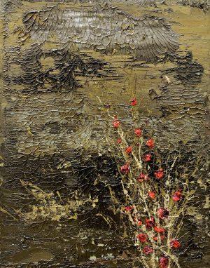 Bert van Santen - Fleurs du mal X