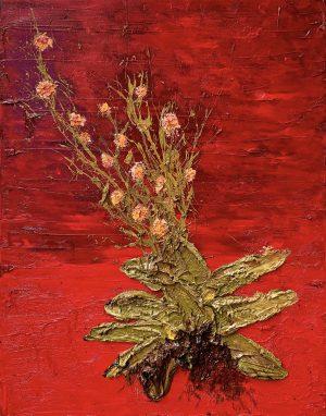 Bert van Santen - Fleurs du mal XI