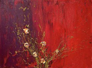 Bert van Santen - Fleurs du mal XII