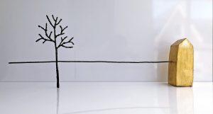 Sophia de Vries - Huis met boom