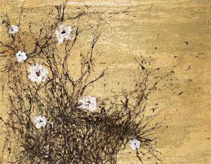 Bert van Santen - Fleurs du mal XVII