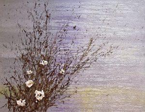 Bert van Santen - Fleurs du mal XVIII