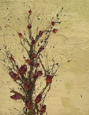 Bert van Santen - Fleurs du mal XXI