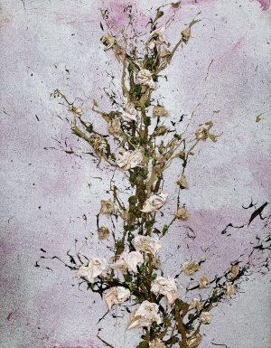 Bert van Santen - Fleurs du mal XXII