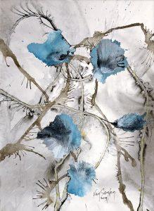 Bert van Santen - Les fleurs IV