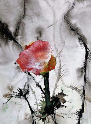 Bert van Santen - Les Fleurs V