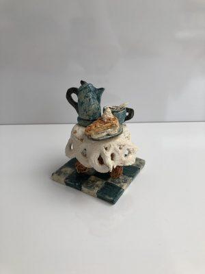 Edith Madou - Small tea party