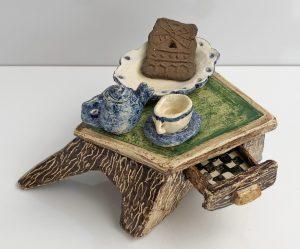 Edith Madou - Koekjes bij de koffie