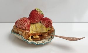 Edith Madou - Strawberry short cake