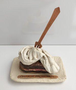 Edith Madou - Ceci n'est pas un tarte