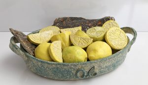 Edith Madou - Five lemons and one plaice