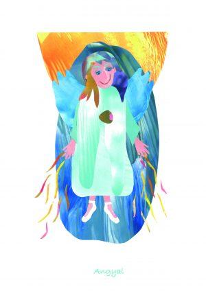 Marianna van Tuinen - Angyal
