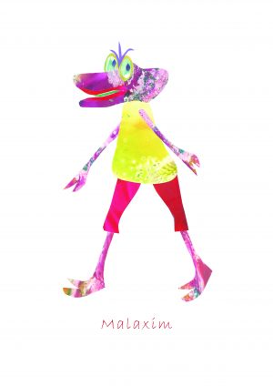 Marianna van Tuinen - Malaxim