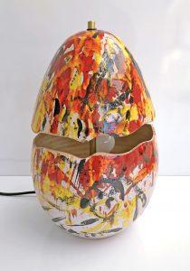 Stefania Napolitano - L'Uovo di Virgilio