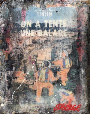 SoSerge (Serge Veenema) - TinTin in Cannes