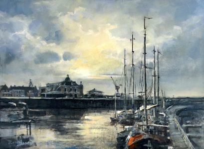 Tjeerd Landman - Noorderhaven Harlingen