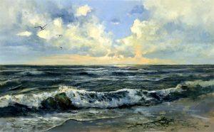 Tjeerd Landman - Strand